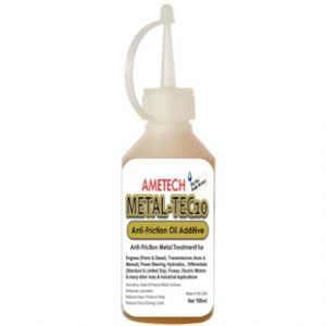 Ametech Metal-Tec 10™ Anti-Friction Oil Additive 100ml